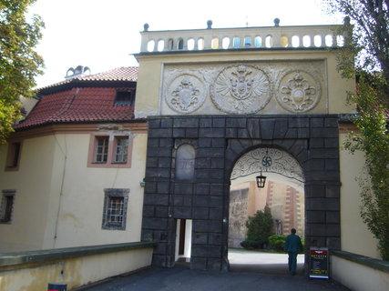FOTKA - Brána do zámku