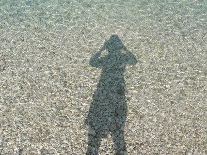 FOTKA - První fotka moře :)