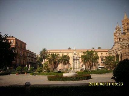 FOTKA - Chrám v Palermu