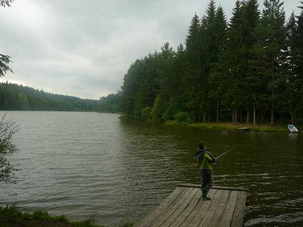 FOTKA - rybník - Vysočina.