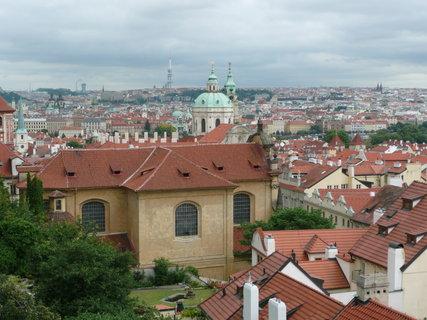 FOTKA - Výhled na Prahu z hradu,,