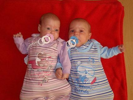FOTKA - dvojčatka
