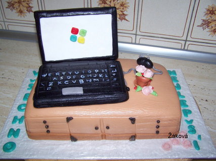 FOTKA - malý notebook