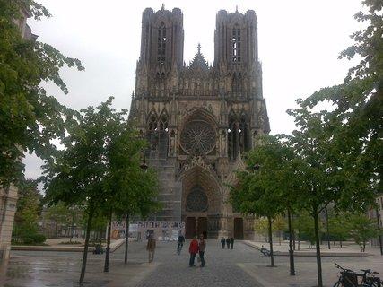 FOTKA - Reims...Remeš