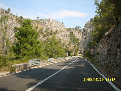 FOTKA - 2008 Chorvatsko - Jedeme do Krky
