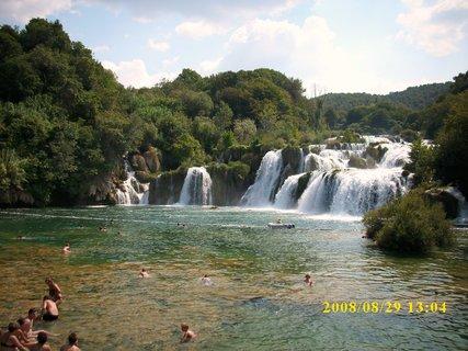 FOTKA - 2008 Chorvatsko - Národní park KRKA