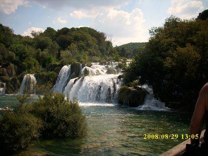 FOTKA - 2008 Chorvatsko - Národní park KRKA 2