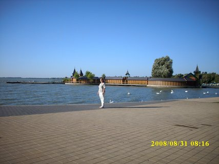 FOTKA - 2008 cestou z Chorvatska - Balaton