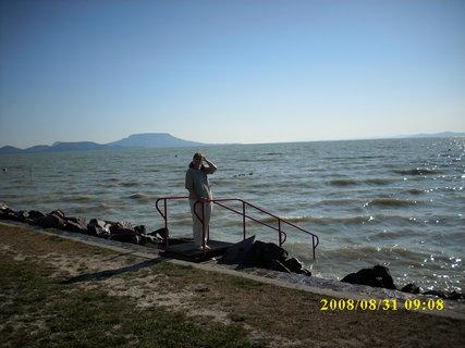 FOTKA - R.2008 cestou z Chorvatska - Balaton