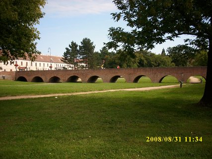 FOTKA - 2008 cestou z Chorvatska - Sarvár -hrad