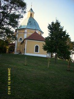 FOTKA - 2008 cestou z Chorvatska - Sv. Antoníček