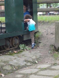 FOTKA - Do toho vagónu si nejdříve vlezu