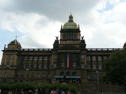 FOTKA - Praha - Národní muzeum-