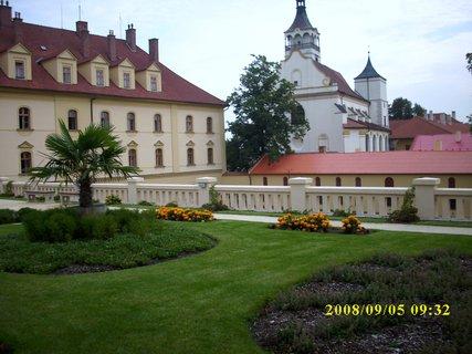 FOTKA - Lipník nad Bečvou- Střešní zámecká zahrada