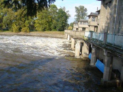 FOTKA - Vodní elektrárna....