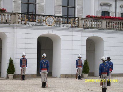 FOTKA - Bratislava -  stráž