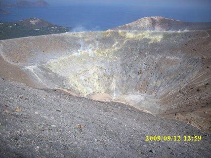 FOTKA - Ještě ostrov Vulkáno - Sicílie