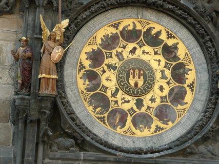 FOTKA - Praha - Staroměstské náměstí - orloj -