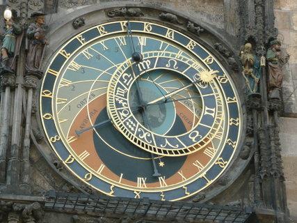 FOTKA - Praha - Staroměstské náměstí - orloj,