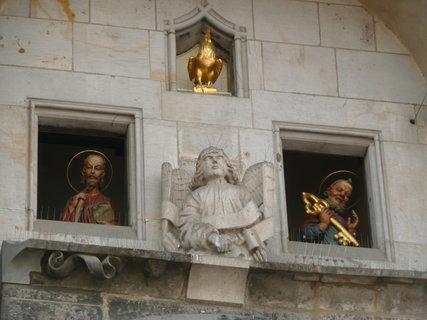 FOTKA - Praha - Staroměstské náměstí - orloj,,