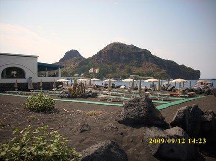 FOTKA - Ostrov Vulkáno - - Sicílie 2009