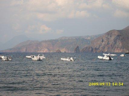 FOTKA - Ostrov Vulkáno -* - Sicílie 2009