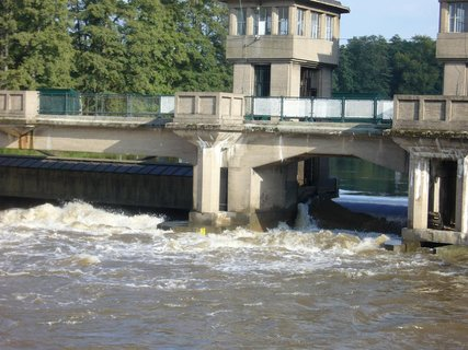 FOTKA - Vodní elektrárna......