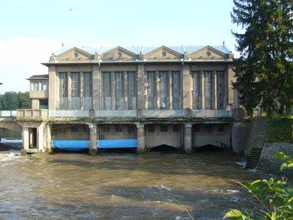 FOTKA - Vodní elektrárna.......