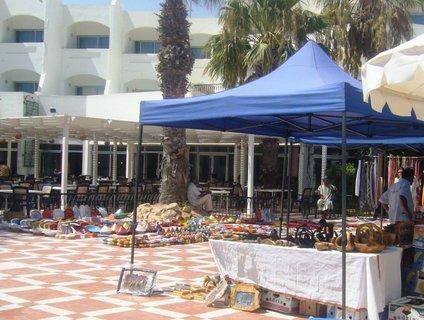 FOTKA - Trh u hotelu