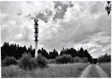 FOTKA - JESENÍKY- vysílač Červená hora