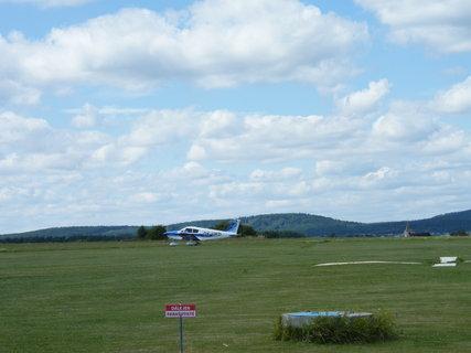 FOTKA - Letadlo startuje 2