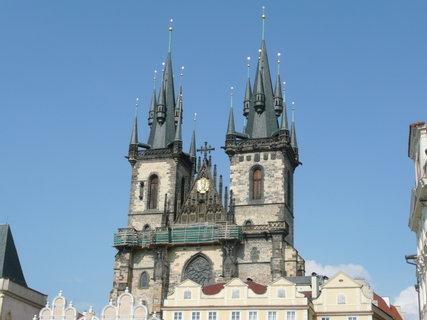 FOTKA - Praha - Týnský chrám - 1