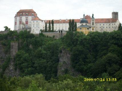 FOTKA - Vranov nad Dyjí - zámek 4