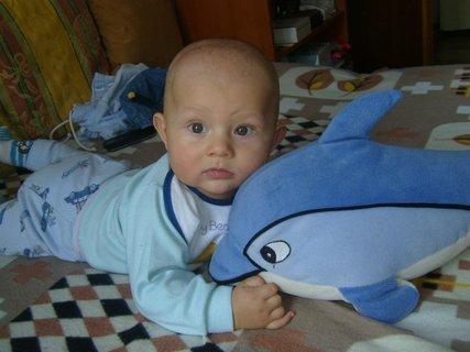 FOTKA - Synovec  - 6 měsíců