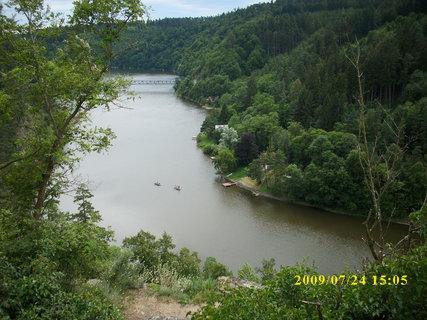 FOTKA - Vranovská přehrada