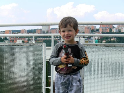 FOTKA - Pistolník...:)