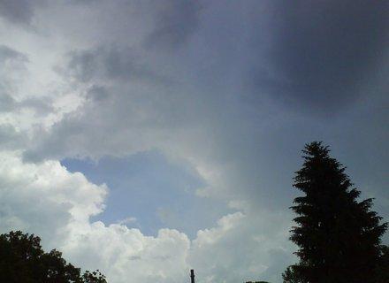 FOTKA - děravá obloha