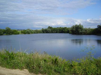 FOTKA - rybníček mezi poli