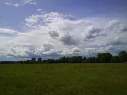 FOTKA - letní proměnlivost počasí