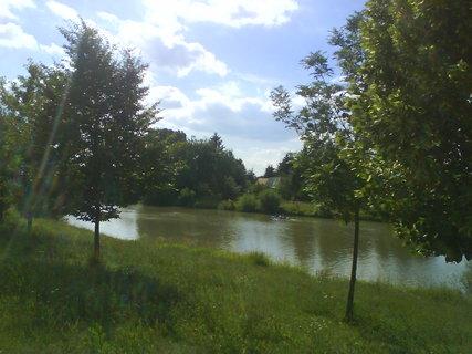 FOTKA - léto na vodě.