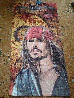 FOTKA - Osuška Piráti z Karibiku