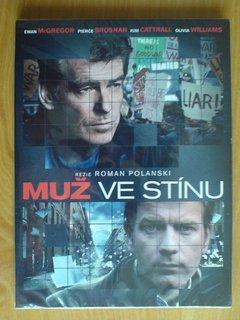 FOTKA - DVD Muž ve stínu