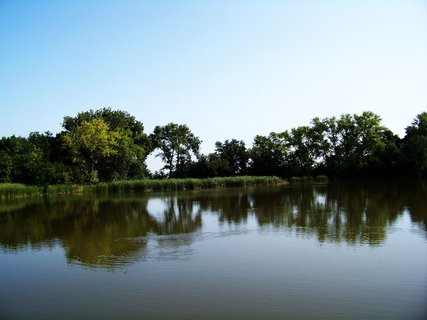 FOTKA - vyjížďka na kole 21.8.2011, rybník ve Vestci,,,