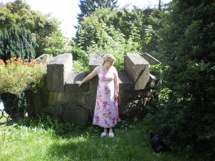 FOTKA - já v arboretu