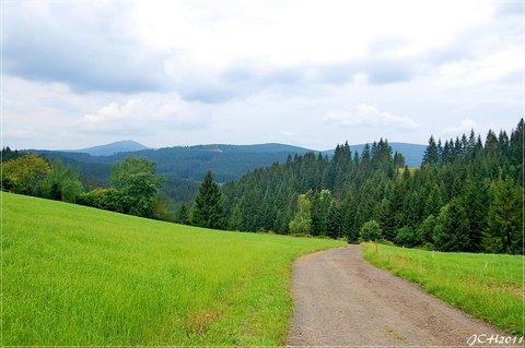 FOTKA - Panorama  Beskyd...