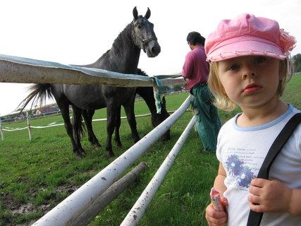 FOTKA - Mám ráda koníčky