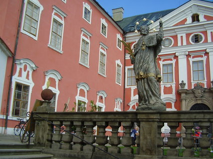 FOTKA - klášter v Broumově   ...