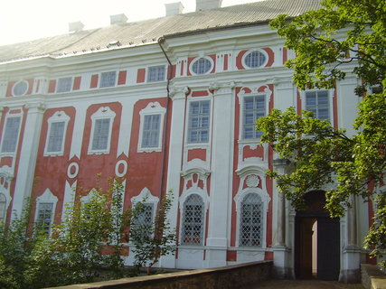 FOTKA - klášter v Broumově   ...   ..