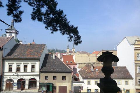 FOTKA - Stará Roudnice, foto z parku zámku