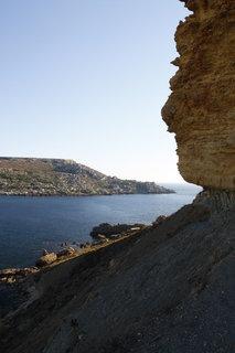 FOTKA - ze synova pobytu na Maltě